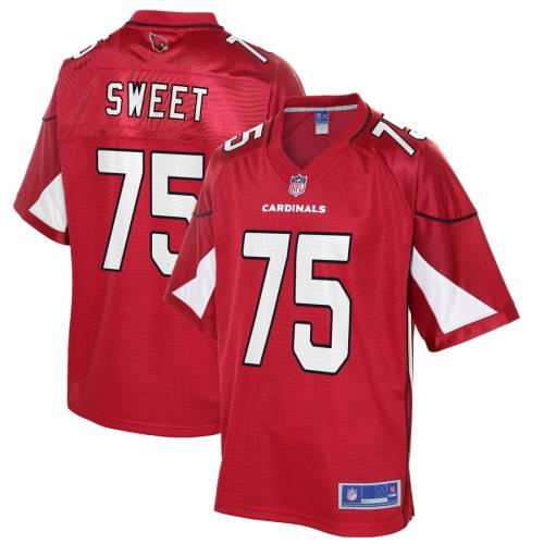 NFL PRO LINE アリゾナ カーディナルス チーム ジャージ 赤 カーディナル スポーツ アウトドア アメリカンフットボール メンズ 【 William Sweet Arizona Cardinals Team Player Jersey - Cardinal 】 Cardinal