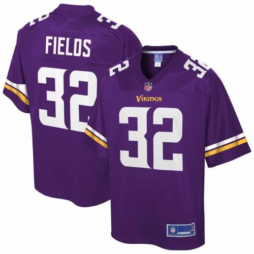 NFL PRO LINE ミネソタ バイキングス ジャージ 紫 パープル スポーツ アウトドア アメリカンフットボール メンズ 【 Mark Fields Minnesota Vikings Player Jersey - Purple 】 Purple