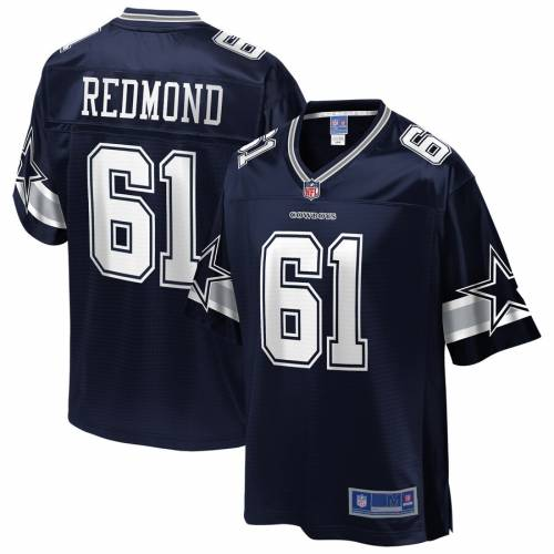 NFL PRO LINE ダラス カウボーイズ チーム ジャージ 紺 ネイビー スポーツ アウトドア アメリカンフットボール メンズ 【 Adam Redmond Dallas Cowboys Team Player Jersey - Navy 】 Navy