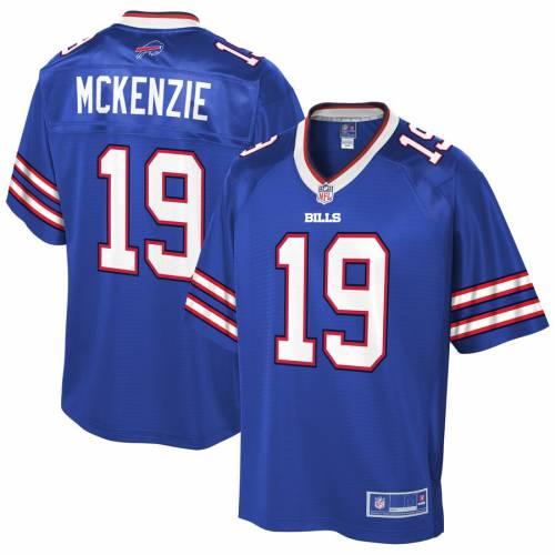 NFL PRO LINE バッファロー ビルズ チーム ジャージ スポーツ アウトドア アメリカンフットボール メンズ 【 Isaiah Mckenzie Buffalo Bills Team Player Jersey - Royal 】 Royal