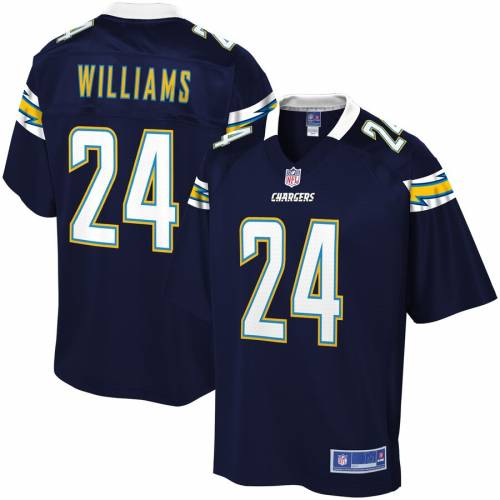 NFL PRO LINE チャージャーズ ジャージ 紺 ネイビー スポーツ アウトドア アメリカンフットボール メンズ 【 Trevor Williams Los Angeles Chargers Player Jersey - Navy 】 Navy