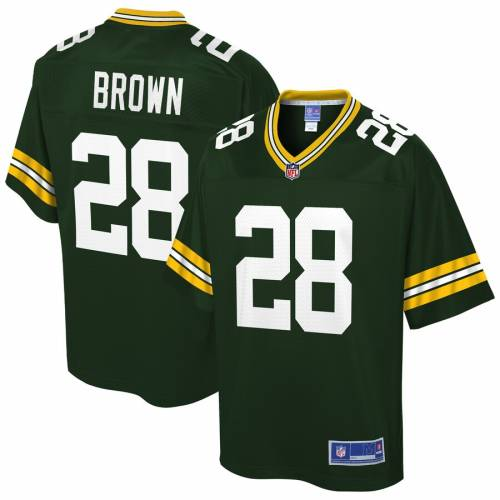 NFL PRO LINE トニー 茶 ブラウン 緑 グリーン パッカーズ チーム ジャージ スポーツ アウトドア アメリカンフットボール メンズ 【 Tony Brown Green Bay Packers Team Player Jersey - Green 】 Green