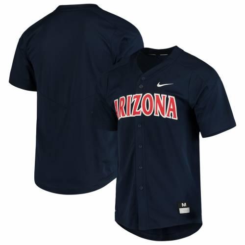 ナイキ NIKE アリゾナ エリート ベースボール ジャージ スポーツ アウトドア 野球 ソフトボール レプリカユニフォーム メンズ 【 Arizona Wildcats Vapor Untouchable Elite Full-button Replica Baseball Jerse