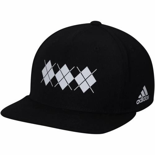 アディダス ADIDAS カンザス シティ ジャージ スナップバック バッグ 黒 ブラック キャップ 帽子 メンズキャップ メンズ 【 Sporting Kansas City Jersey Hook Flatbrim Snapback Adjustable Hat - Black 】 Black
