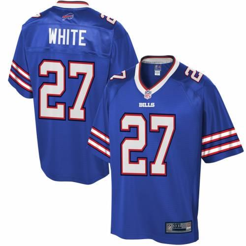 NFL PRO LINE 白 ホワイト バッファロー ビルズ ジャージ スポーツ アウトドア アメリカンフットボール メンズ 【 Tredavious White Buffalo Bills Player Jersey - Royal 】 Royal