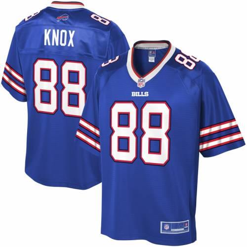 NFL PRO LINE バッファロー ビルズ ジャージ スポーツ アウトドア アメリカンフットボール メンズ 【 Dawson Knox Buffalo Bills Player Jersey - Royal 】 Royal