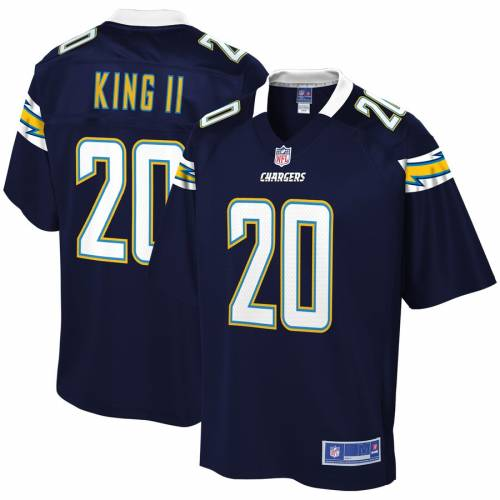 NFL PRO LINE チャージャーズ チーム ジャージ 紺 ネイビー スポーツ アウトドア アメリカンフットボール メンズ 【 Desmond King Los Angeles Chargers Team Color Primary Player Jersey - Navy 】 Navy