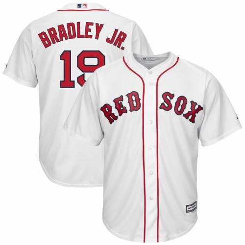 マジェスティック MAJESTIC ボストン 赤 レッド クール ジャージ Jr. スポーツ アウトドア 野球 ソフトボール レプリカユニフォーム メンズ 【 Jackie Bradley Jr. Boston Red Sox Alternate Official Cool Ba