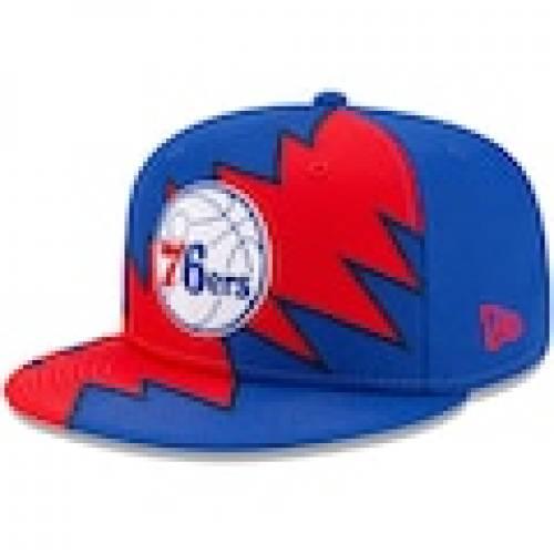 ファッションブランド カジュアル ファッション キャップ ハット ニューエラ NEW ERA エラ フィラデルフィア セブンティシクサーズ スナップバック ●手数料無料!! 76ERS メンズキャップ 帽子 ROYAL バッグ SNAPBACK COLOR 帽 HAT 人気上昇中 9FIFTY ? TEAR