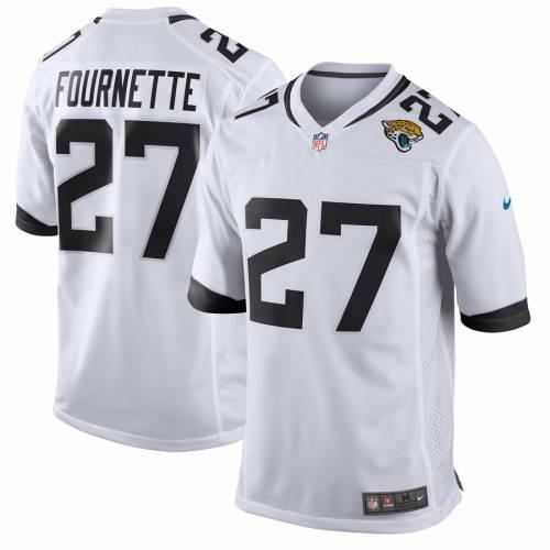 ナイキ NIKE ジャクソンビル ジャガース ゲーム ジャージ 黒 ブラック スポーツ アウトドア アメリカンフットボール メンズ 【 Leonard Fournette Jacksonville Jaguars New 2018 Game Jersey - Black 】 White