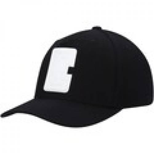 ミッチェル&ネス MITCHELL & NESS ロサンゼルス クリッパーズ スナップバック バッグ 黒色 ブラック & ? 【 SNAPBACK MITCHELL NESS CASPER STRETCH HAT BLACK COLOR 】 バッグ  キャップ 帽子 メン