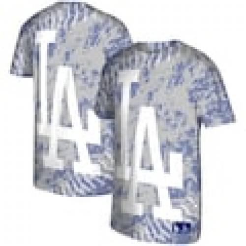 ファッションブランド カジュアル ファッション ミッチェルネス MITCHELL NESS ドジャース Tシャツ 40%OFFの激安セール 灰色 TSHIRT グレイ 大好評です SHIRT ロサンゼルス JUMBOTRON GRAY グレー メンズ ?