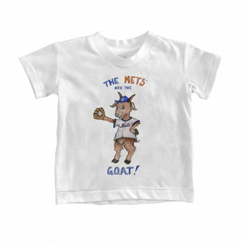 ファッションブランド カジュアル ファッション メッツ 子供用 Tシャツ 白色 ホワイト ニューヨーク ジュニア キッズ 【 TINY TURNIP YOUTH GOAT TSHIRT WHITE 】