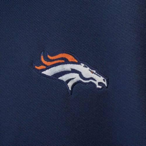 VINEYARD VINES デンバー ブロンコス 紺 ネイビー メンズファッション コート ジャケット メンズ 【 Denver Broncos Saltwater Quarter-zip Jacket - Navy 】 Navy