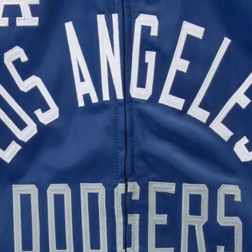 G-III SPORTS BY CARL BANKS ドジャース トラック メンズファッション コート ジャケット メンズ 【 Los Angeles Dodgers Final Four Full-zip Track Jacket - Royal 】 Royal