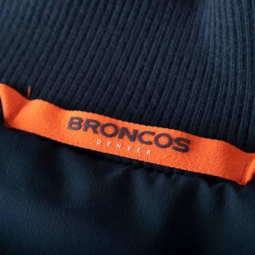 ナイキ NIKE デンバー ブロンコス サイドライン 紺 ネイビー メンズファッション コート ジャケット メンズ 【 Denver Broncos Sideline Bomber Full-zip Jacket - Navy 】 Navy
