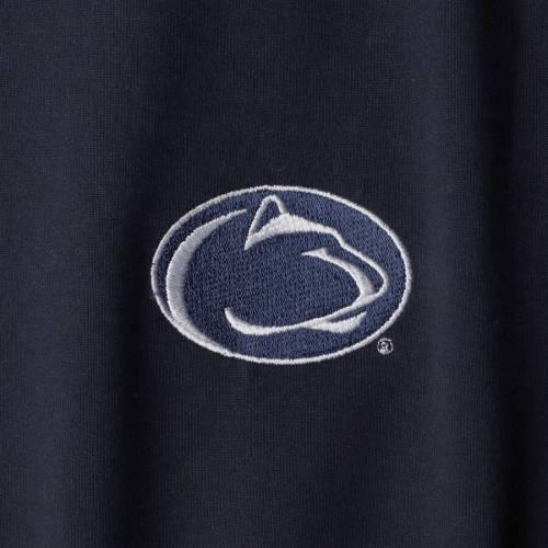 TOMMY BAHAMA スケートボード ライオンズ ラグラン 紺 ネイビー メンズファッション コート ジャケット メンズ 【 Penn State Nittany Lions Big And Tall Goalkeeper Quarter-zip Raglan Pullover Jacket - Navy 】 Navy