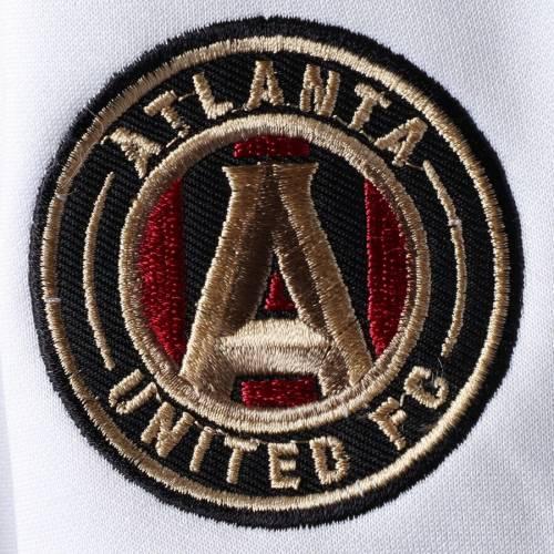 マジェスティック MAJESTIC アトランタ フリース トラック メンズファッション コート ジャケット メンズ 【 Atlanta United Fc Big And Tall Poly Fleece Full-zip Track Jacket - Red/black 】 Red/black