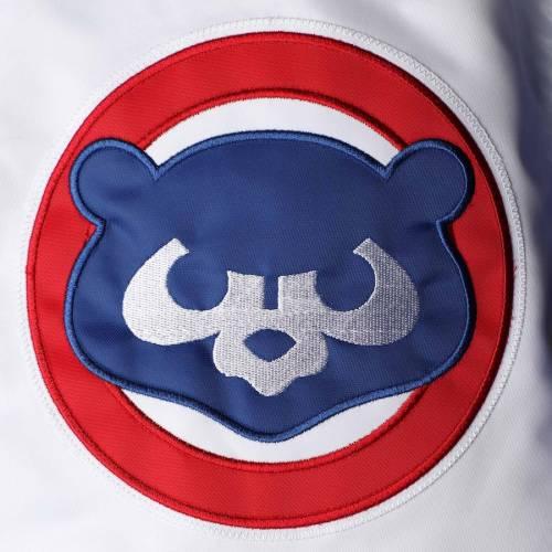 スターター STARTER シカゴ カブス レジェンド 白 ホワイト メンズファッション コート ジャケット メンズ 【 Chicago Cubs The Legend Jacket - White 】 White