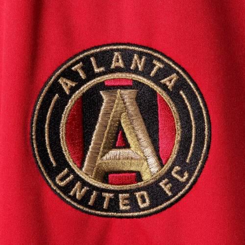 ANTIGUA アトランタ 赤 レッド メンズファッション コート ジャケット メンズ 【 Atlanta United Fc Revolve Full-zip Jacket - Red 】 Red