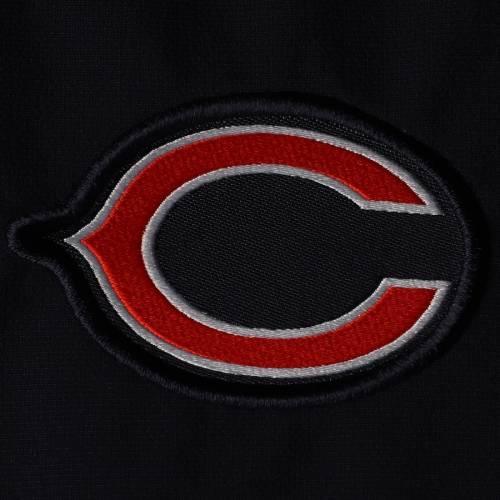 ナイキ NIKE シカゴ ベアーズ サイドライン メンズファッション コート ジャケット メンズ 【 Chicago Bears 2019 Sideline Shield Full-zip Jacket - Navy/gray 】 Navy/gray