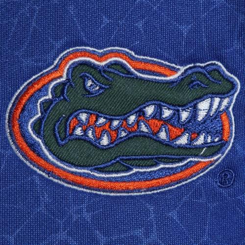 COLOSSEUM フロリダ メンズファッション コート ジャケット メンズ 【 Florida Gators Luge Quarter-zip Pullover Jacket - Royal 】 Royal