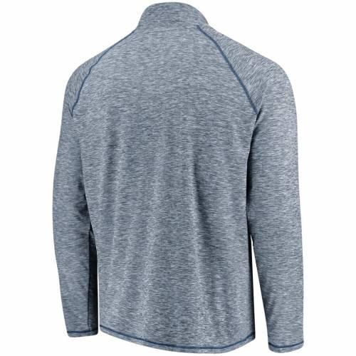 FANATICS BRANDED ボストン 赤 レッド 紺 ネイビー メンズファッション コート ジャケット メンズ 【 Boston Red Sox Made 2 Move Quarter-zip Jacket - Navy 】 Navy