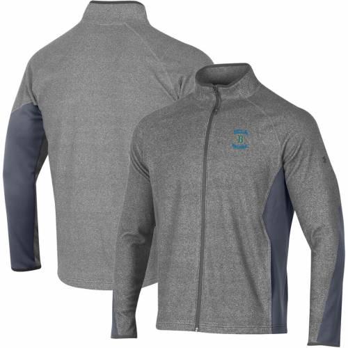 アンダーアーマー UNDER ARMOUR チャコール メンズファッション コート ジャケット メンズ 【 Ucla Bruins Phenom Full-zip Jacket - Charcoal 】 Charcoal