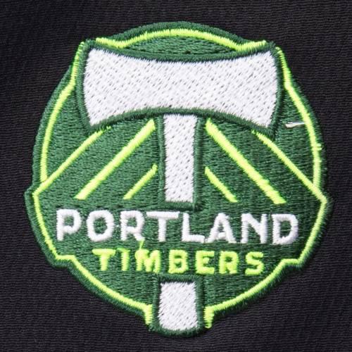 ANTIGUA ポートランド レディース 黒 ブラック 【 Portland Timbers Womens Travel Full-zip Jacket - Black 】 Black