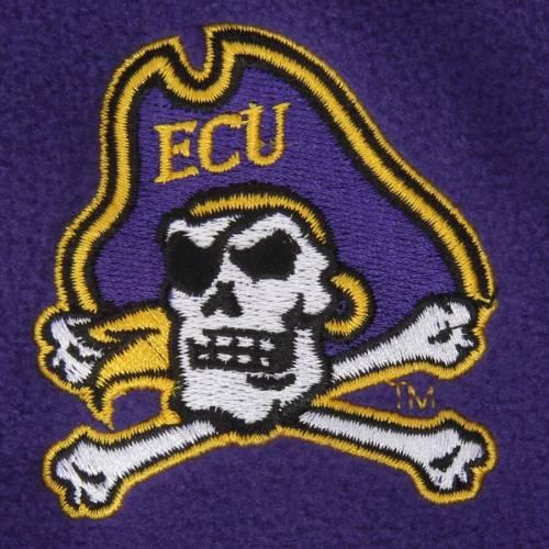 コロンビア COLUMBIA カロライナ 海賊団 レディース 紫 パープル 【 East Carolina Pirates Womens Give And Go Full-zip Jacket - Purple 】 Purple