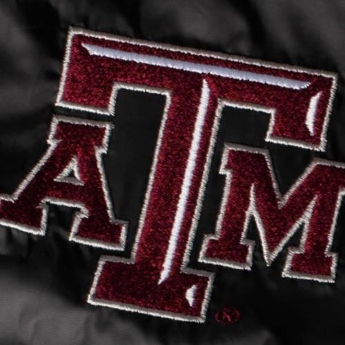 FRANCHISE CLUB テキサス パワー リバーシブル チャコール メンズファッション コート ジャケット メンズ 【 Texas Aandm Aggies Power Reversible Jacket - Charcoal 】 Charcoal