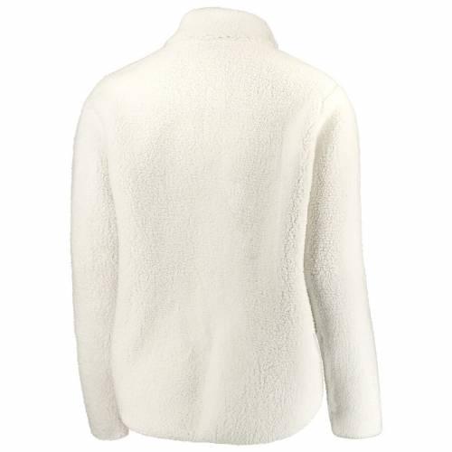 FANATICS BRANDED トロント レディース クリーム 【 Toronto Fc Womens Sherpa Full-zip Jacket - Cream 】 Cream