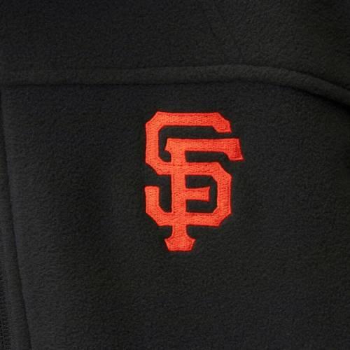 コロンビア COLUMBIA ジャイアンツ レディース 黒 ブラック 【 San Francisco Giants Womens Give And Go Full-zip Jacket - Black 】 Black