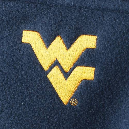 コロンビア COLUMBIA バージニア レディース フリース 紺 ネイビー 【 West Virginia Mountaineers Womens Give And Go Ii Fleece Full-zip Jacket - Navy 】 Navy