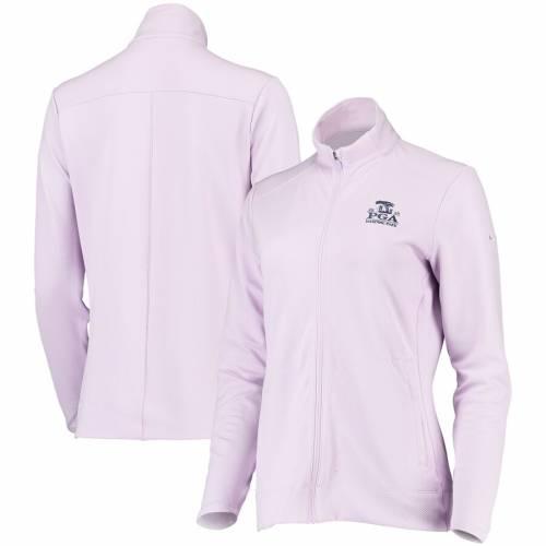 ナイキ NIKE レディース ドライフィット 灰色 グレー グレイ 【 2020 Pga Championship Womens Full-zip Dri-fit Uv Jacket - Gray 】 Purple
