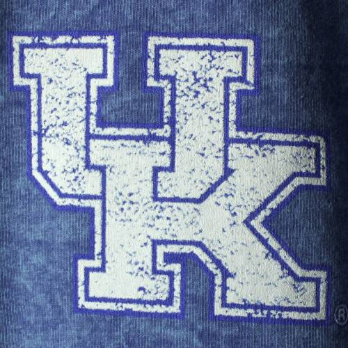 SPIRIT JERSEY ケンタッキー レディース 【 Kentucky Wildcats Womens Mineral Wash Spirit Bomber Jacket - Royal 】 Royal