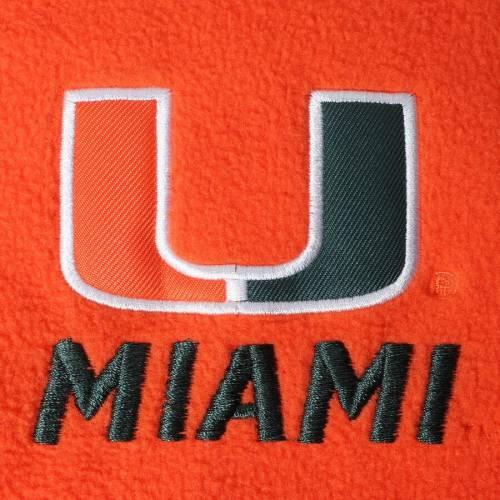COLOSSEUM マイアミ 橙 オレンジ メンズファッション コート ジャケット メンズ 【 Miami Hurricanes Gaines Full-zip Jacket - Orange 】 Orange