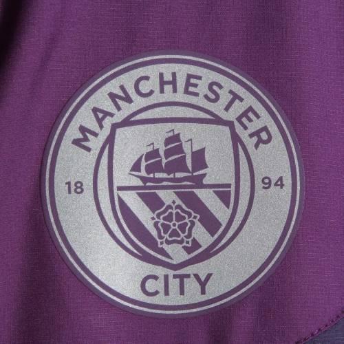 ナイキ NIKE シティ ウィンドブレーカー 紫 パープル メンズファッション コート ジャケット メンズ 【 Manchester City Color Blocked Windbreaker Jacket - Purple 】 Purple