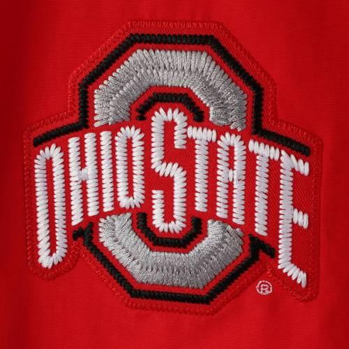 ナイキ NIKE オハイオ スケートボード メンズファッション コート ジャケット メンズ 【 Ohio State Buckeyes Dna Bomber Jacket - Scarlet 】 Scarlet