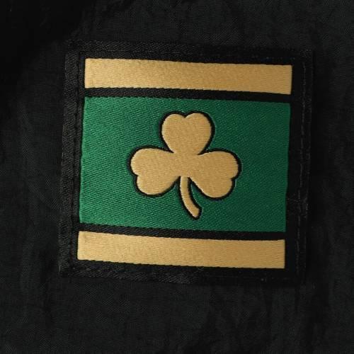 ナイキ NIKE ボストン セルティックス シティ 緑 グリーン 2.0 メンズファッション コート ジャケット メンズ 【 Boston Celtics City Edition 2.0 Courtside Full-zip Jacket - Black/kelly Green 】 Black/kelly Green