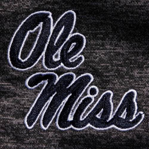 COLOSSEUM チャコール メンズファッション コート ジャケット メンズ 【 Ole Miss Rebels Bumblebee Full-zip Jacket - Heathered Charcoal 】 Heathered Charcoal