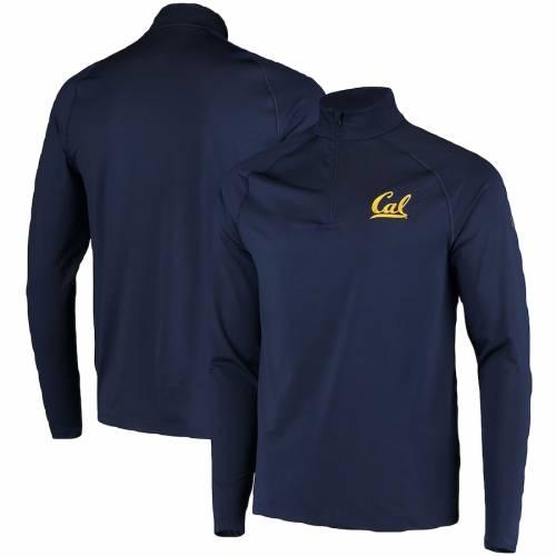 アンダーアーマー UNDER ARMOUR ベアーズ パフォーマンス 紺 ネイビー メンズファッション コート ジャケット メンズ 【 Cal Bears Performance Quarter-zip Pullover Jacket - Navy 】 Navy