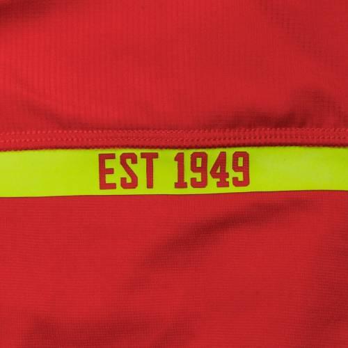 アディダス ADIDAS アトランタ ホークス 赤 レッド 【 RED ADIDAS ATLANTA HAWKS 2016 ONCOURT FULLZIP JACKET 】 メンズファッション コート ジャケット