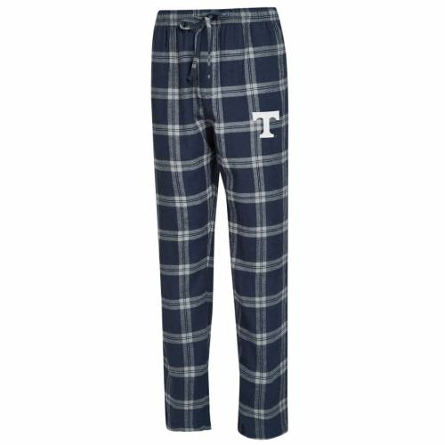 CONCEPTS SPORT テネシー インナー 下着 ナイトウエア メンズ ナイト ルーム パジャマ 【 Tennessee Volunteers Homestretch Flannel Pants - Charcoal/gray 】 Charcoal/gray
