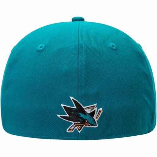 アディダス ADIDAS アディダス シャークス サンノゼ 【 ADIDAS CULTURE MIDDLE BAR FLEX HAT TEAL 】 バッグ  キャップ 帽子 メンズキャップ 帽子