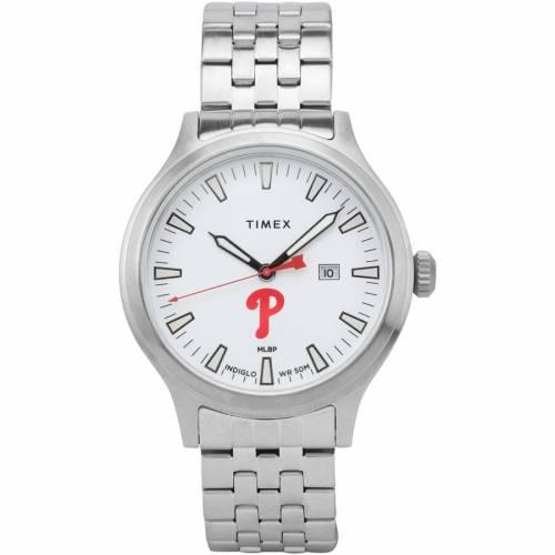 TIMEX タイメックス フィラデルフィア フィリーズ ウォッチ 時計 【 WATCH TIMEX PHILADELPHIA PHILLIES TOP BRASS COLOR 】 腕時計 メンズ腕時計
