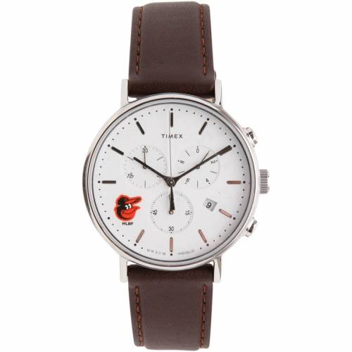 TIMEX タイメックス ボルティモア オリオールズ ジェネラル ウォッチ 時計 【 WATCH TIMEX BALTIMORE ORIOLES GENERAL MANAGER COLOR 】 腕時計 メンズ腕時計