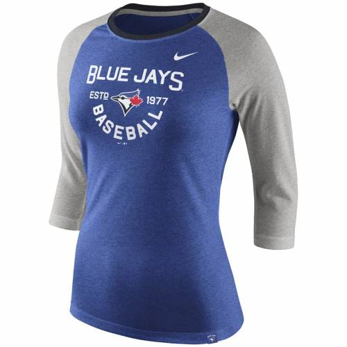 ナイキ NIKE トロント 青 ブルー レディース ラグラン Tシャツ WOMEN'SBLUE RAGLAN NIKEc54LS3qARj