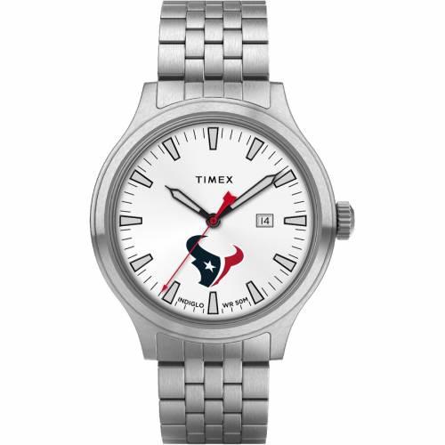 【スーパーセール中! 3/11深夜2時迄】TIMEX ヒューストン テキサンズ タイメックス 【 HOUSTON TEXANS TOP BRASS WATCH COLOR 】 腕時計 メンズ腕時計 送料無料