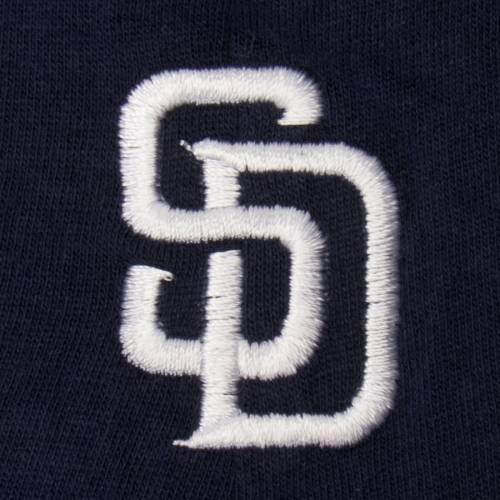 ナイキ NIKE パドレス レディース Tシャツ 紺 ネイビー レディースファッション トップス カットソー 【 San Diego Padres Womens V Fan T-shirt - Navy 】 Navy